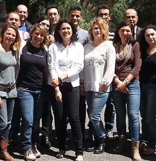 Foto Gruppo Corso Naz. Web Marketing