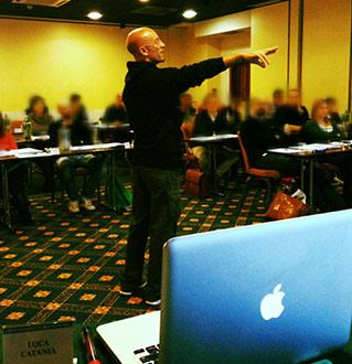 Luca Catania parla di Copywriting
